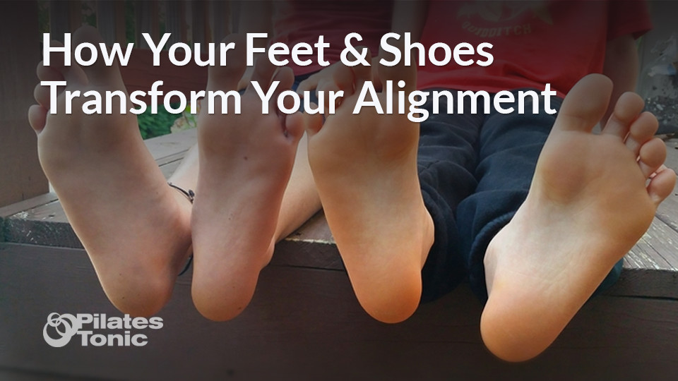 Feet and Shoes Transform Alignment