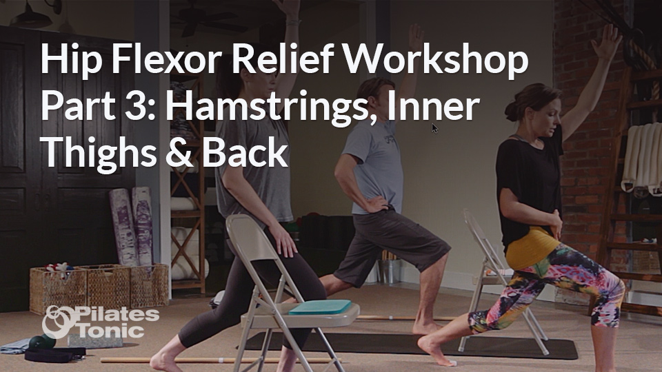 Hip Flexor Workshop Part 3 image